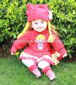 Pulgadas 22 diálogo baby doll, baby dolls mirada real, juguetes y muñecas