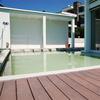 Hot Sales!!! Swimming pool Wpc Outdoor Decking flooring