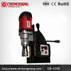 OUBAO-30mm portable power hollow HSS weldon shank magnetic core drills OB-435E