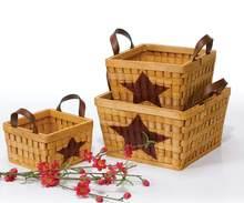 Seagrass ball craft Ball Purse Basket