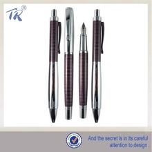 Personalized Yiwu Brand Plush Fountain Pens