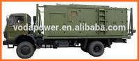 vehicle mounted generator set