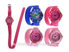 Fashion Sport Digital Silicon Plastic Watch