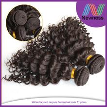 Sensationnel supplier factory direct sale unprocessed virgin remy hair no shedding premium now hair weave