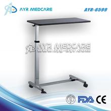 AYR-6599 hospital tables on wheels table
