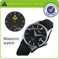 atacado itens maçônica maçônica custom relógios