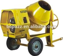 350 liter concrete mixer/HONDA/KIPOR ENGINE concrete mixer