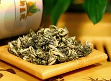 2014 Eu standard organic Biluochun Green Tea, Green Snail Spring gift tea