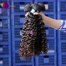 Tangle free 14inch straight brazilian remi hair 100% human hair silky yaki perm weave