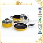 household utensils manufacturer novelty cookware ceramic aluminum frying pan MSF-6333