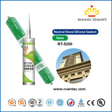 RT-5200 Neutral Pollution Free Stone RTV Silicone Sealant