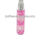 2014 Joylites Hot sale colorful 650mAh new ecigarette bling battery e cig ego diamond battery