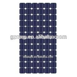 solar panel price india 100w 150w 200w 250w 300w 18v 36v with CE certification