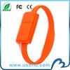 2014 wrist band USB low price in shenzhen
