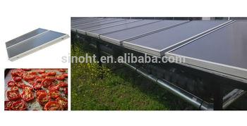 Sun-powered food dehydrator