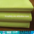 Zhuocheng 100% sarga de algodón p . ropa de tela de algodón para ropa de trabajo para soldador