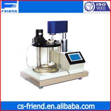 Oil and synthetic liquid break emulsification tester