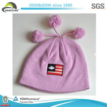 2014 China Manufacture Wholesale Cute Slouch Funny Baby Beanie