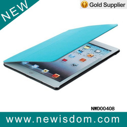 New products on china market Smart cover for ipad mini cover with Stand
