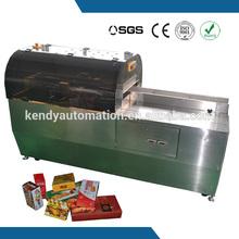 automatic stable teflon spray coating sealing machine