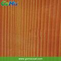 Folha de pvc revestimento de madeira