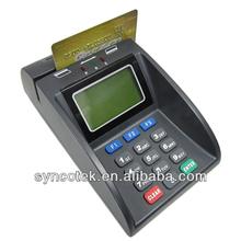 Internal DES module E-Payment pos pinpad