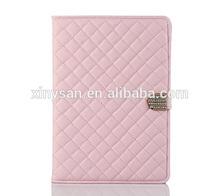 Luxury Diamond PU leather Smart case for ipad mini 2 Stand Protective Case for ipad mini with retina display