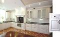 prefab cozinha armário pvc012