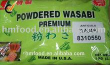 1kg Pack Powdered Wasabi Supplier