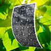 Black and White American Sunpower Back Contact Sheet ETFE Flexible Solar Panel