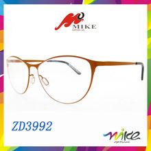 2014 vogue optical glasses cat eye with virtual reality glasses italian eyewear brands