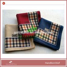 Custom Cheap Plain silk handkerchief
