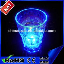 LED Flashing glass high quality drinking glasses