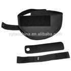 Leather / Nylon Embossed Duty Belt Holster