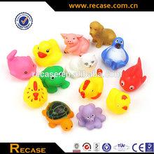 Water Toys Plastic Animals, Baby Bath Floating Animals