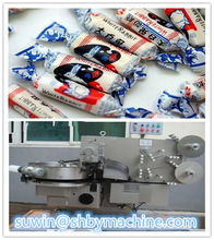 Shanghai White Rabbit Milk Candy Packing Machine With CE Certificate