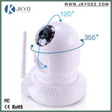 JKYO JK-IP003 Wifi Indoor CMOS P2P IP camera wireless 720P UPNP infrared full hd kamera HD ip camera wifi