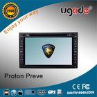 ugode car stereo 2 din for Malaysia Proton Preve with bluetooth USB IPOD TV Car DVD GPS