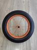 wheelbarrow solid wheel 14x4