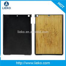 New arrival bamboo case for ipad mini