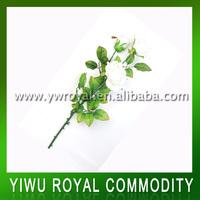 Single Stem White Artificial Flowers Plumeria