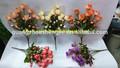 Cina guangzhou shengjie/vaso di fiori artificiali/artificiale piccola rosa bouquet di fiori