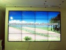 60 inch Video Wall LCD Module with HDMI,VGA,DVI,AV ports 1920 x 1080 resolution