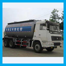 Clw Bulk Powder Goods Tanker,Powder Goods Tank Truck