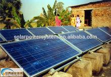 High quality BFS-4000W new design 1000w portable solar power systems