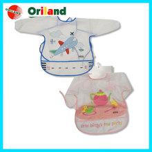 Eco-friendly baby bib material