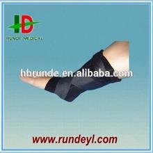 Runde medical elastic fabric ankle brace factory