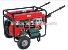 gasoline generator china 220v 5kw