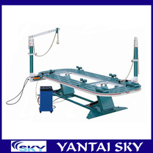 FL0 factory price/Hydraulic system/cylinder repair bench/auto body frame machine