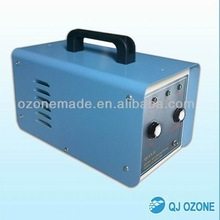 Output 1-2g/h, timer 0-120 min portable oil and water ozonator